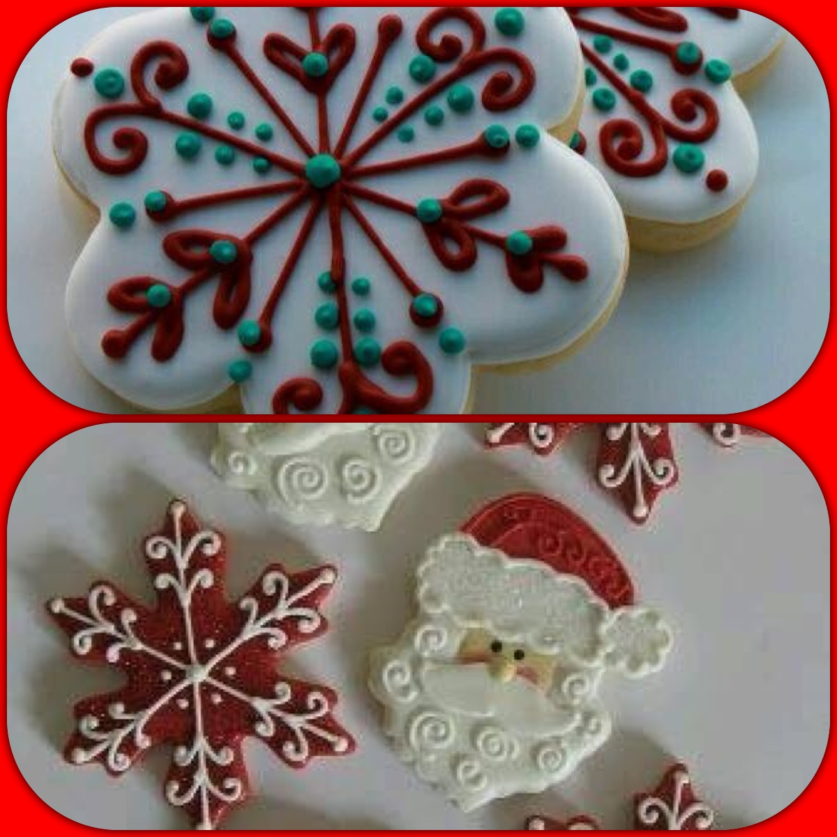 Decorated Christmas Cookies.Christmas Cookie Decorating Adult The Red Wagon